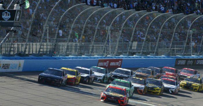 NASCAR, IndyCar Closed to Fans Amid Coronavirus Pandemic
