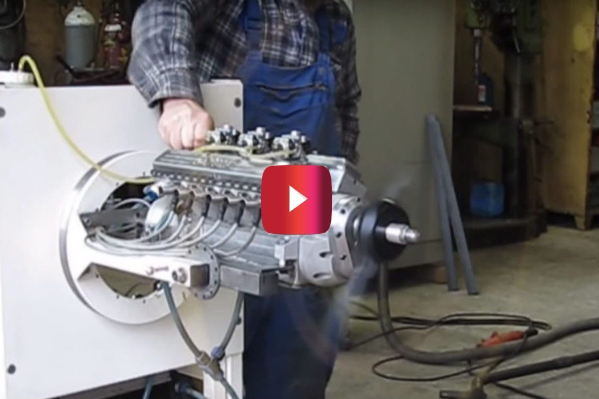 tiny engine