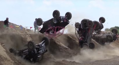 utv knockout racing