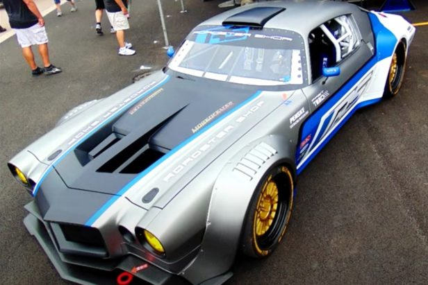 "Custom-Built '70 Camaro Called ""Rampage"" Packs 750 Horsepower"