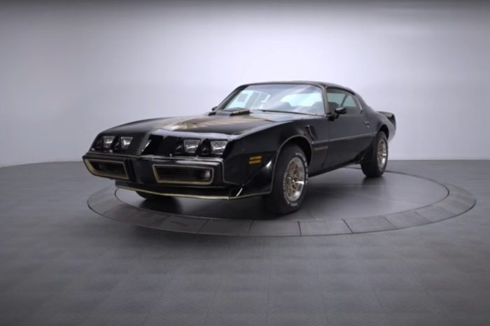 This '79 Pontiac Trans Am Costs More Than $150K