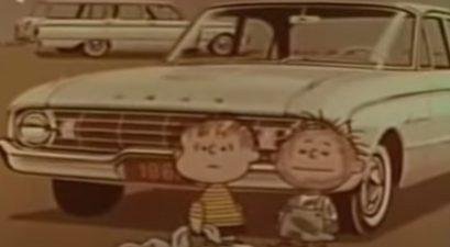 '61 ford falcon ad
