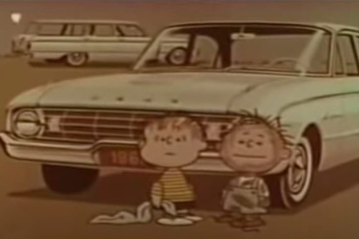 This '61 Ford Falcon Ad Is the Ultimate Blast From the Past