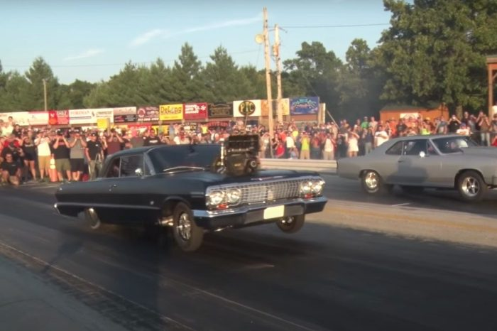 Hemi-Packed '63 Chevy Impala Hits Drag Strip With Over 2,000+ HP