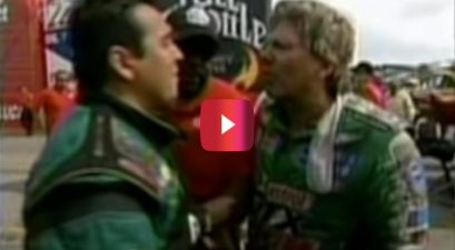 John Force vs. Tony Pedregon