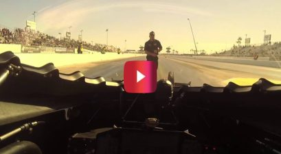 Shawn Langdon 0-316 mph in under 4 seconds