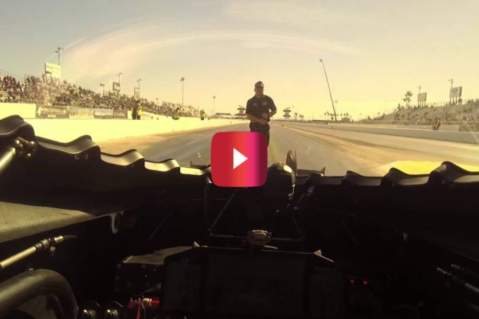 Drag Racer Flies From 0-316 MPH in Under 4 Seconds