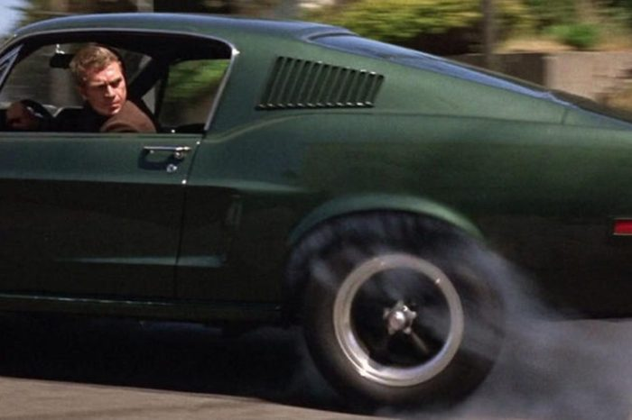 "The Car Chase Scene From ""Bullitt"" Is an Unforgettable Movie Moment"