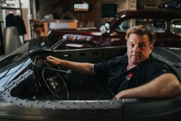 "Former ""Overhaulin'"" Star Chip Foose Is the Ultimate Hot Rod Designer"