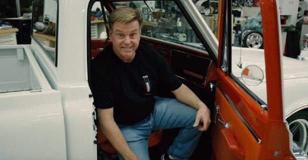"Chip Foose: The ""Overhaulin'"" Star Is an Award-Winning Car Designer"