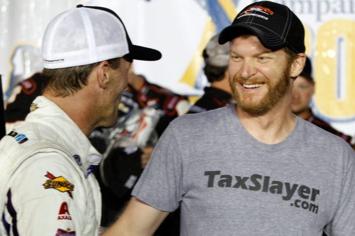 "Dale Jr. ""Stunted the Growth"" of NASCAR, Says Kevin Harvick"