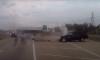 drunk driver knocks over 18-wheeler