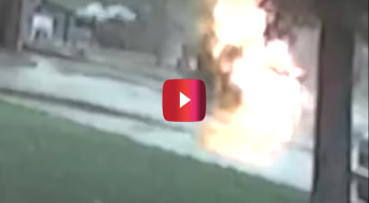 honda propane tank explosion