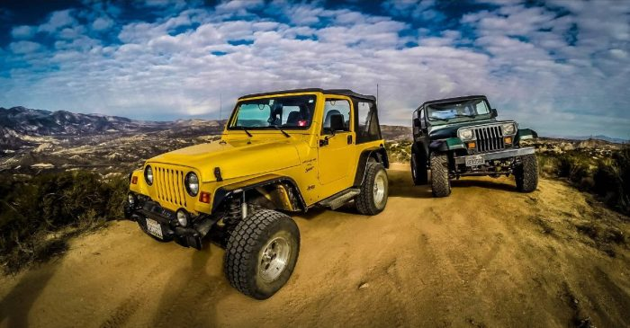 Jeep Wrangler TJ: A Truly Capable Off-Road Machine