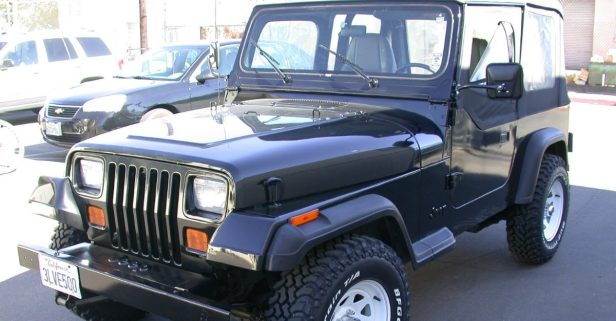 Jeep Wrangler YJ: The Off-Roader That Launched an Iconic Brand