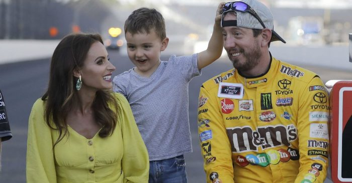 Kyle Busch Balances Racing, Family Time During Coronavirus Shutdown