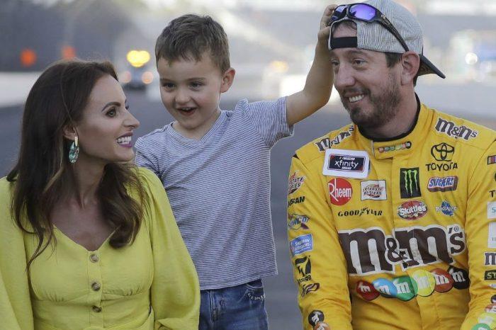 Kyle Busch Balances Racing, Family Time During Coronavirus Shutdown