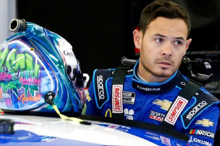 Kyle Larson Fired by Chip Ganassi Racing