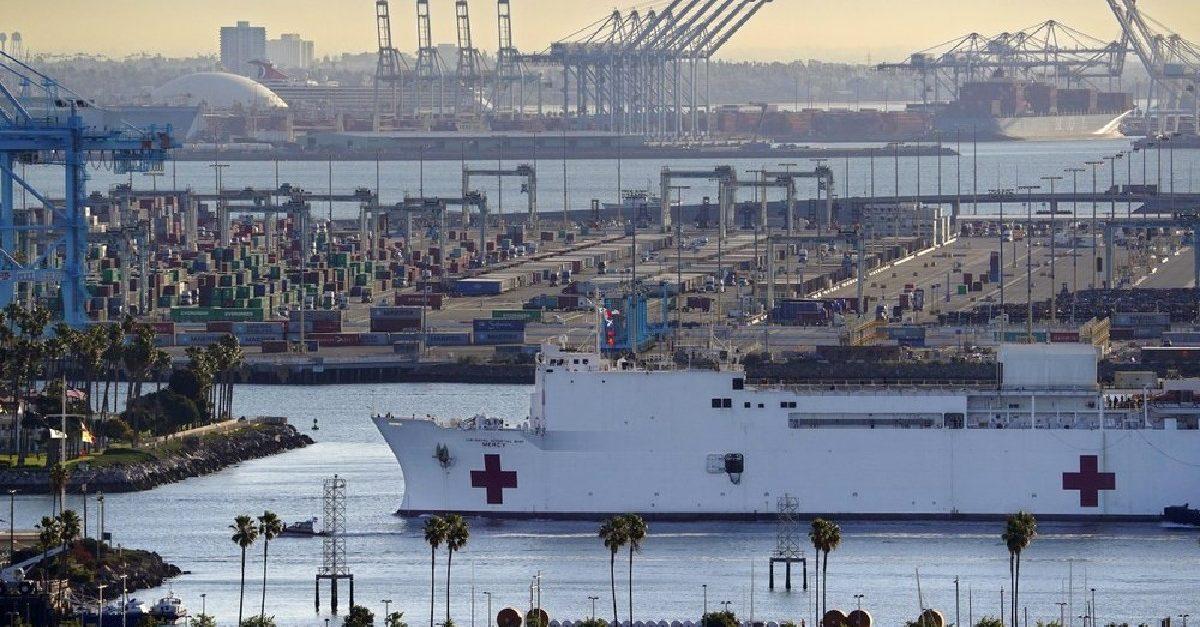 navy hospital ship