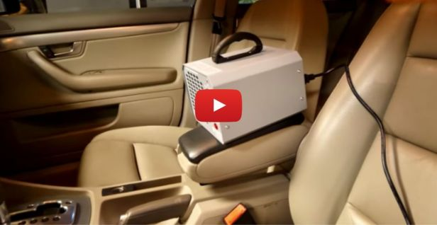 Ozone Generators: Can They Remove Bad Odor and Mold From Cars?