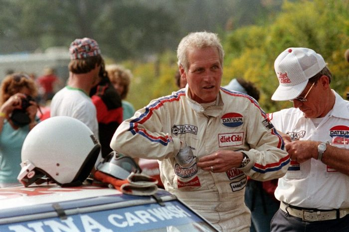 Did You Know That Paul Newman Had a Successful Racing Career?