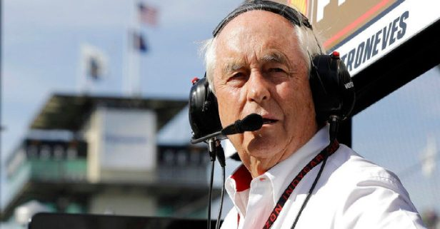 "Roger Penske on IndyCar Season: ""We're Under Lockdown, We Can't Do Anything"""