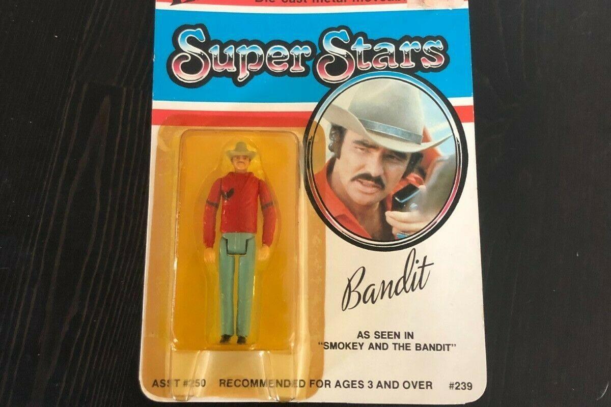 smokey and the bandit action figure