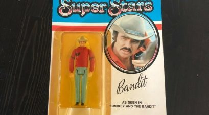 smokey and the bandit action figure