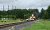 train crash simulation