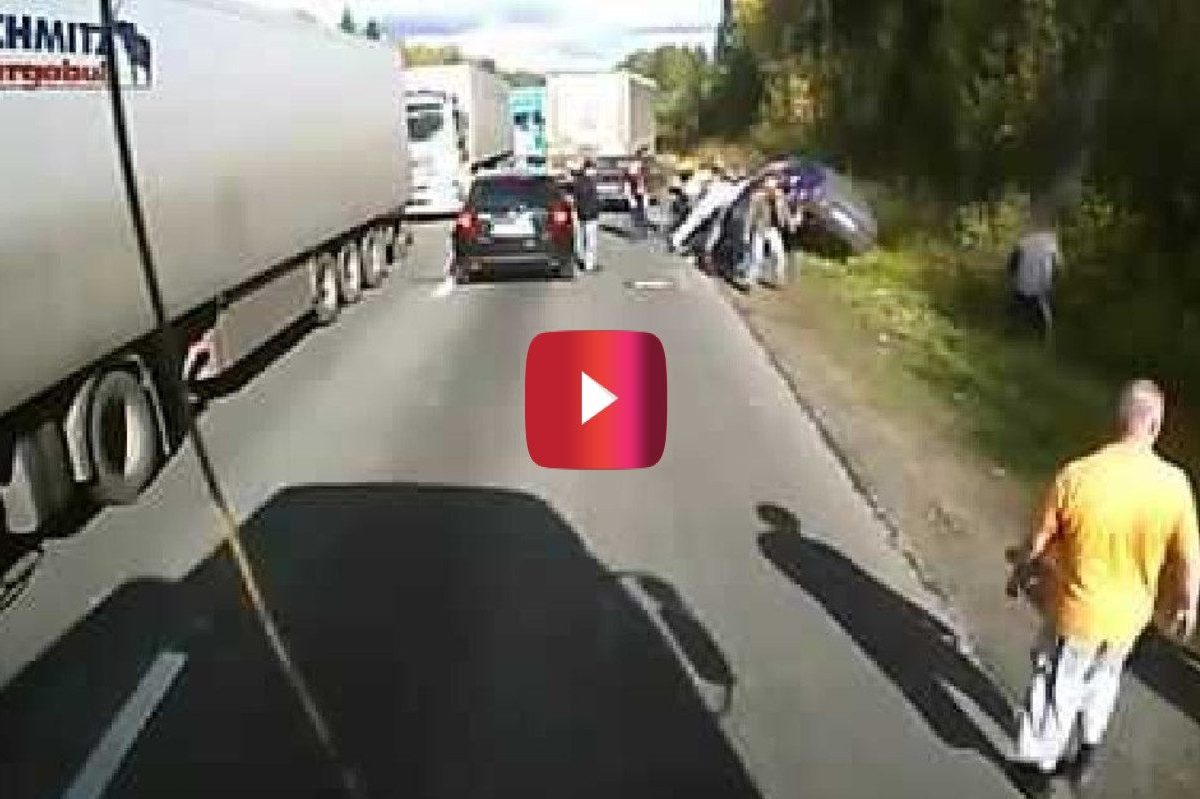 truckers vs. highway bandits