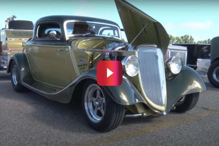 '34 Ford Coupe Gets a Beastly Twin-Turbo Upgrade