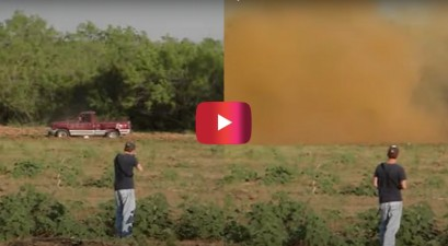 30 Pounds of Tannerite vs. 1994 Chevy Truck