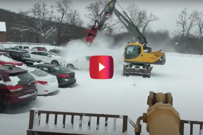 This Car Snow Removal Invention Gets the Job Done in Seconds