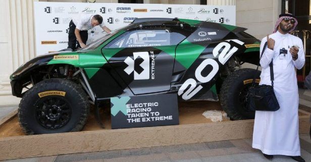 New Electric SUV Off-Road Racing Series Nabs 2 American Teams