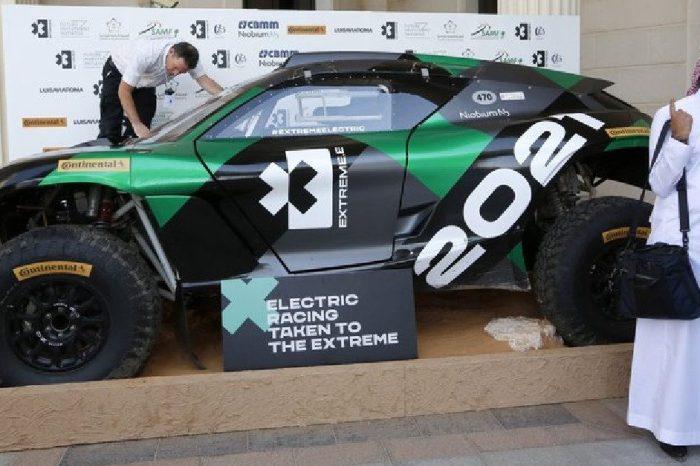New Electric SUV Off-Road Racing Series Nabs 2 American Teams
