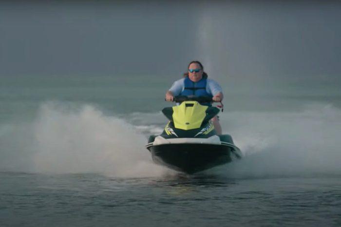 "The Jet Ski Scene From ""Tiger King"" Never Gets Old"