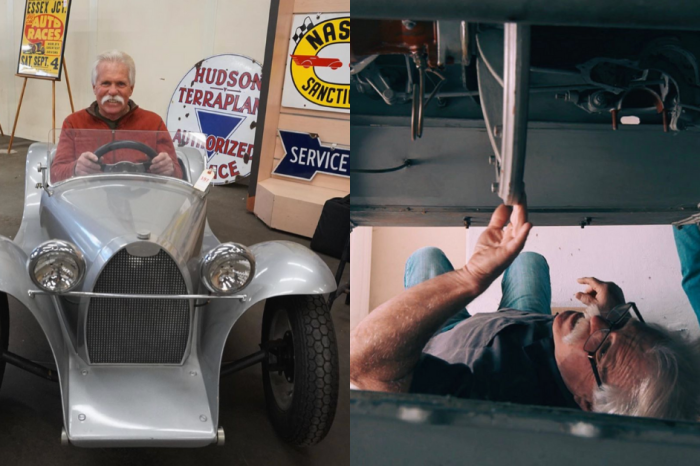 "Wayne Carini: The ""Chasing Classic Cars"" Host Is an Iconic Car Restorer"