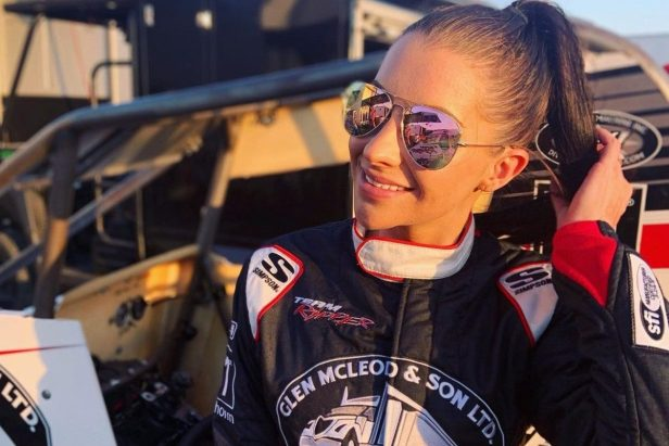 Amber Balcaen, Race Car Driver and TV Star, Has Accomplished A Lot in Her Short Career
