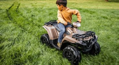 best four wheeler for kids FI