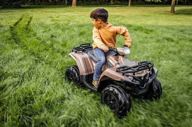 Fun Holiday Gifts: 10 Awesome 4-Wheelers for Kids