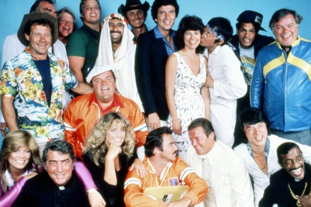 """A """"Cannonball Run"""" Remake Is in the Works"""