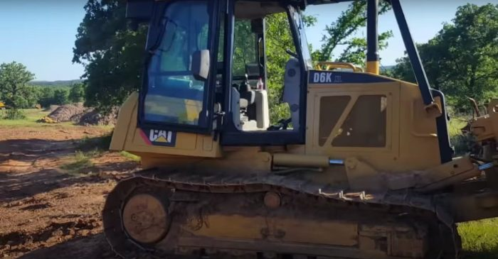 How to Drive a Caterpillar D6K Dozer