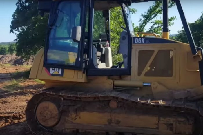How to Drive a Caterpillar D6K Dozer