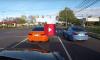 cop pulls over bmw m3 street race