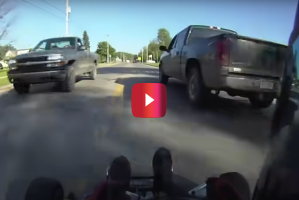 $5,000 Go-Kart Comes Inches Away From Getting Wrecked