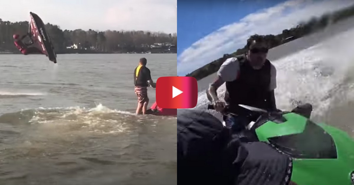 These Jet Ski Fails Are Too Hilarious Engaging Car News Reviews And Content You Need To See Alt Driver