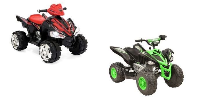 8 Awesome 4-Wheelers Kids Will Love This Summer
