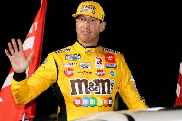 Kyle Busch to Race 7 Events Over 11 Days When NASCAR Returns
