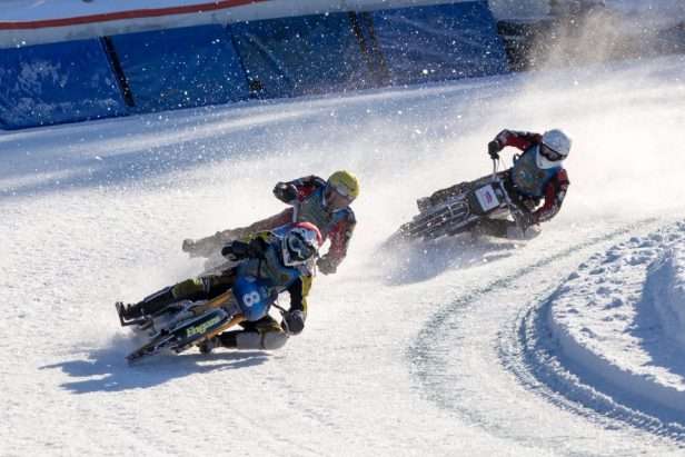 Ice Racing Takes Motorsports to the Next Level
