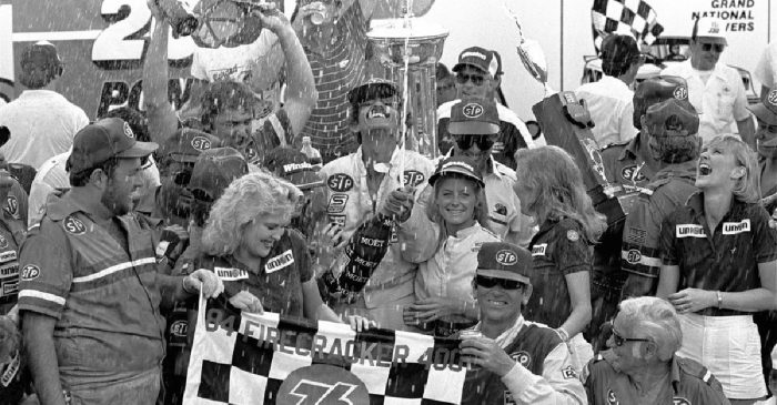 NASCAR to Hold 1st Wednesday Cup Series Race Since Richard Petty's Historic 1984 Win